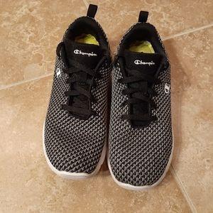 Champion Apollo Womens Running Shoes Black/Gray